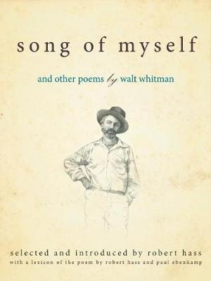 Song of Myself: and Other Poems by Walt Whitman (Paperback)