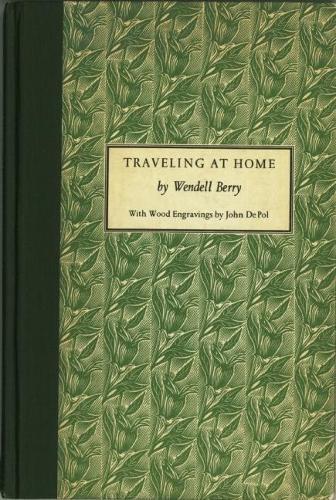 Traveling at Home (Hardback)