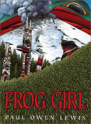 Frog Girl (Paperback)