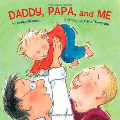 Daddy Papa And Me (Board book)
