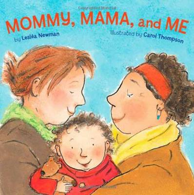 Mommy Mama And Me (Board book)