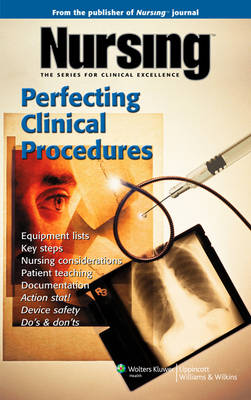 Nursing: Perfecting Clinical Procedures - Nursing (Paperback)