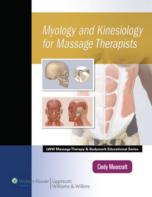 Myology and Kinesiology for Massage Therapists - LWW Massage Therapy and  Bodywork Educational Series (Spiral bound)
