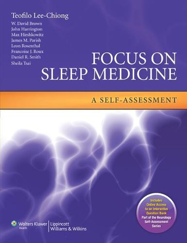 Focus on Sleep Medicine: A Self-Assessment - Neurology Self-Assessment Series (Paperback)