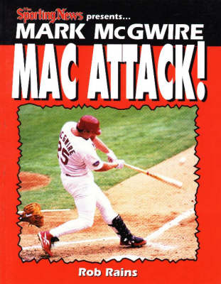 Mark McGwire: Mac Attack! (Paperback)