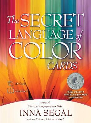 The Secret Language of Color Cards (Paperback)