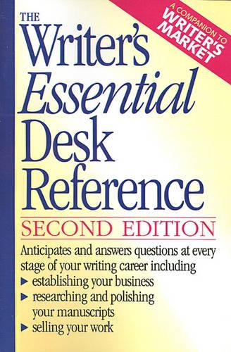 The Writer's Essential Desk Reference (Paperback)