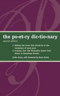 Poetry Dictionary (Paperback)