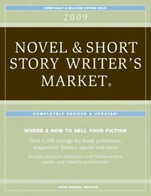 Novel and Short Story Writer's Market 2009 (Paperback)