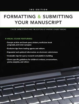 Formatting & Submitting Your Manuscript (Paperback)