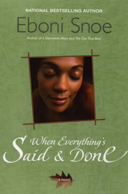 When Everything's Said And Done (Hardback)