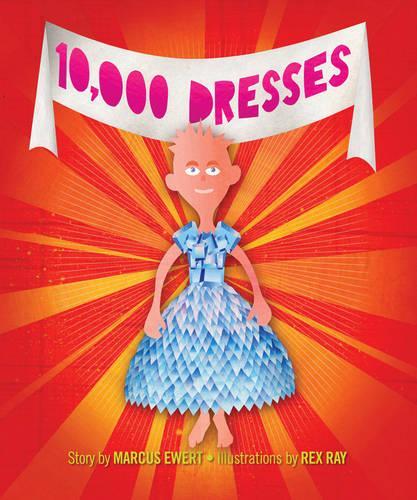 10,000 Dresses (Hardback)