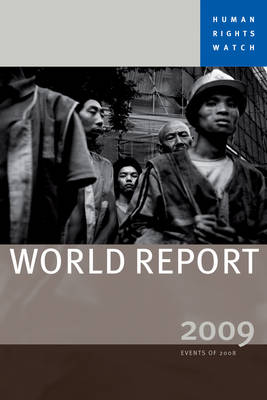 2009 Human Rights Watch World Report (Paperback)
