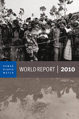2010 Human Rights Watch World Report (Paperback)