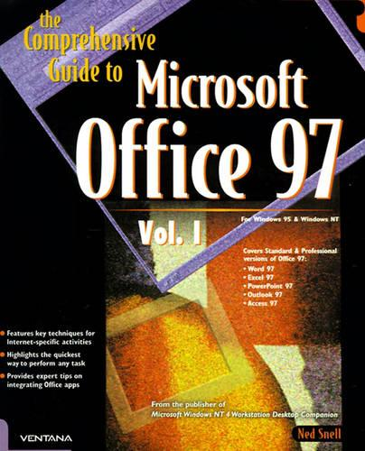 The Comprehensive Guide to Microsoft Office 97 - Comprehensive Guide to Microsoft Office 97 (Paperback)