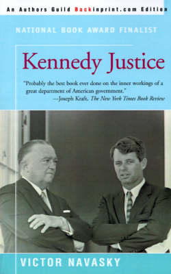 Kennedy Justice (Paperback)