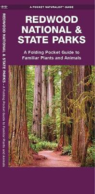 Redwood National & State Parks: A Folding Pocket Guide to Familiar Plants and Animals - Pocket Naturalist Guide Series