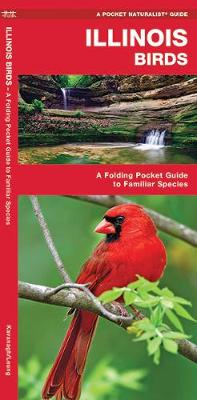 Illinois Birds: A Folding Pocket Guide to Familiar Species - Pocket Naturalist Guide Series