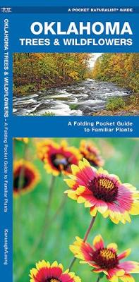 Oklahoma Trees & Wildflowers: A Folding Pocket Guide to Familiar Species - Pocket Naturalist Guide Series