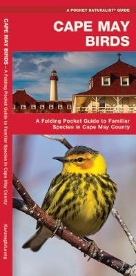 Cape May Birds: A Folding Pocket Guide to Familiar Species in Cape May County - Pocket Naturalist Guide Series