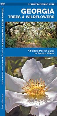 Georgia Trees & Wildflowers: A Folding Pocket Guide to Familiar Species - Pocket Naturalist Guide Series