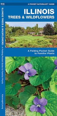 Illinois Trees & Wildflowers: A Folding Pocket Guide to Familiar Species - Pocket Naturalist Guide Series