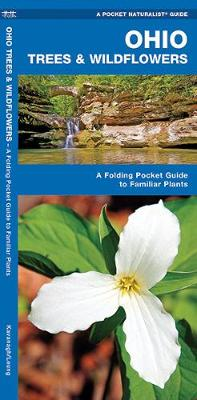 Ohio Trees & Wildflowers: A Folding Pocket Guide to Familiar Plants - Pocket Naturalist Guide Series