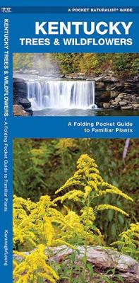 Kentucky Trees & Wildflowers: A Folding Pocket Guide to Familiar Species - Pocket Naturalist Guide Series