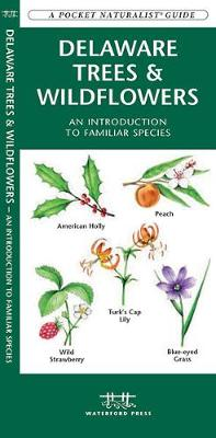 Delaware Trees & Wildflowers: A Folding Pocket Guide to Familiar Species - Pocket Naturalist Guide Series