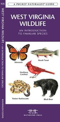 West Virginia Wildlife: A Folding Pocket Guide to Familiar Species - Pocket Naturalist Guide Series