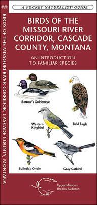 Birds of the Missouri River Corridor, Cascade County, Montana: A Folding Pocket Guide to Familiar Species - Pocket Naturalist Guide Series