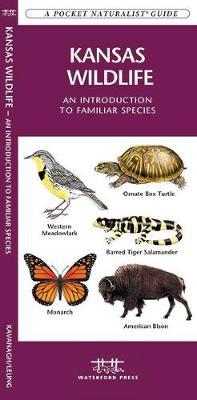 Kansas Wildlife: A Folding Pocket Guide to Familiar Species - Pocket Naturalist Guide Series