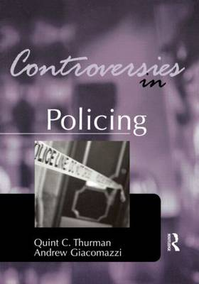 Controversies in Policing (Paperback)