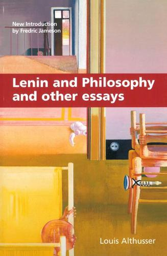 Lenin and Philosophy and Other Essays (Paperback)