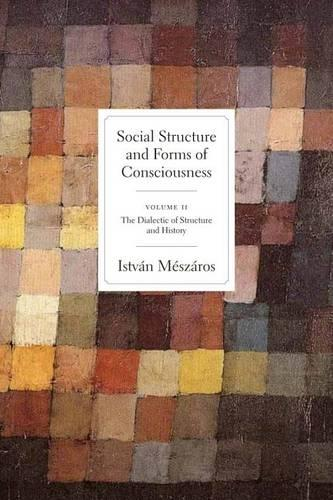 Social Structures and Forms of Consciousness: Dialectic of Structure and History 2 (Hardback)