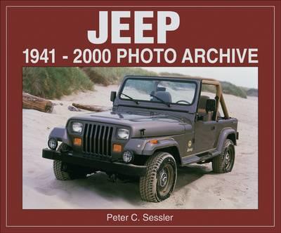 Jeep, 1941-2000 Photo Acrhive (Paperback)