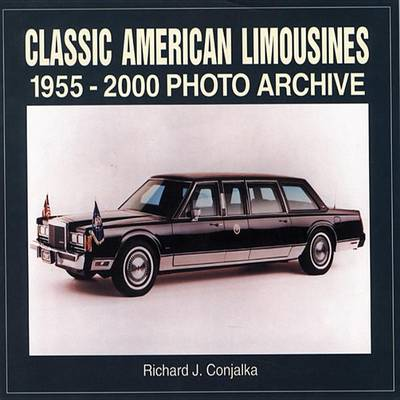 Classic American Limousines 1955-2000 (Paperback)