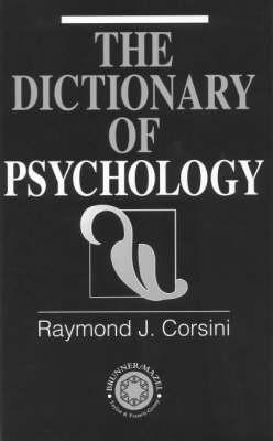 The Dictionary of Psychology (Hardback)