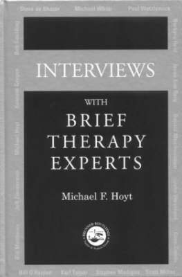 Interviews With Brief Therapy Experts (Hardback)