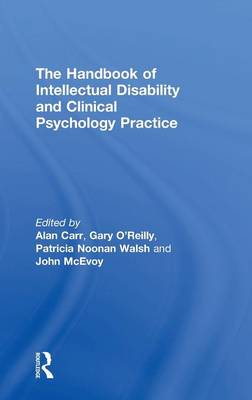 The Handbook of Intellectual Disability and Clinical Psychology Practice (Hardback)