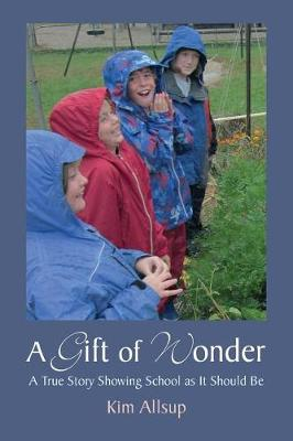A Gift of Wonder: A True Story Showing School As It Should Be (Paperback)