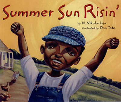 Summer Sun Risin' (Paperback)