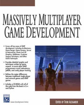 Massively Multiplayer Game Development