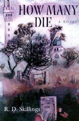 How Many Die - Hardscrabble Books (Hardback)