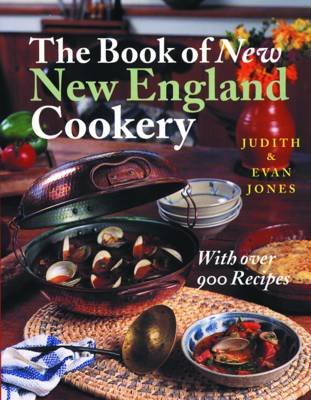 The Book of New New England Cookery (Paperback)