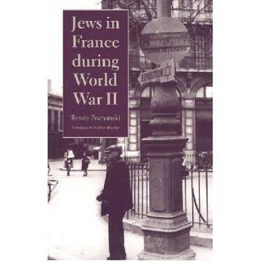 Jews in France during World War II (Paperback)