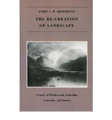 The Re-creation of Landscape (Paperback)