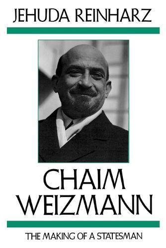 Chaim Weizmann (Paperback)