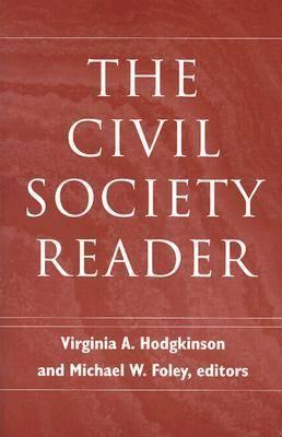 The Civil Society Reader (Paperback)