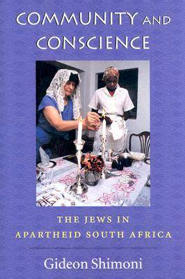 Community and Conscience (Hardback)